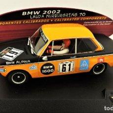 Slot Cars: SLOT SPIRIT BMW 2002 NURBURGRING / LAUDA. Lote 197951852