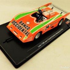 Slot Cars: POWER SLOT LOLA T-298 BANCO OCCIDENTAL ED. LIMITADA. Lote 197953070