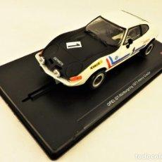 Slot Cars: POWER SLOT OPEL GT ED. LIMITADA 1.000 UDS. Lote 197953592