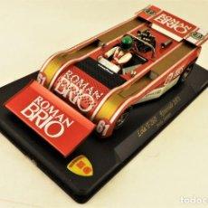 Slot Cars: VANQUISH SLOT LOLA T-260 CA 12. Lote 198015960