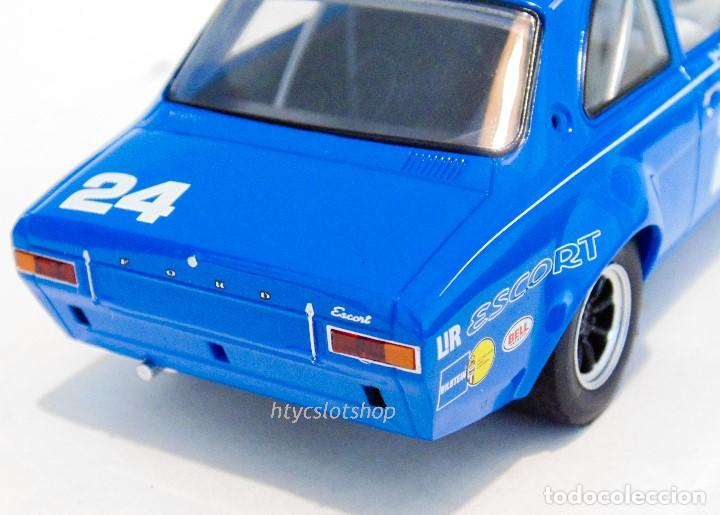 Slot Cars: SUPERSLOT FORD ESCORT MKI #24 DAYTONA 1972 JOHN FITZPATRICK SCALEXTRIC H4085 - Foto 10 - 175453464