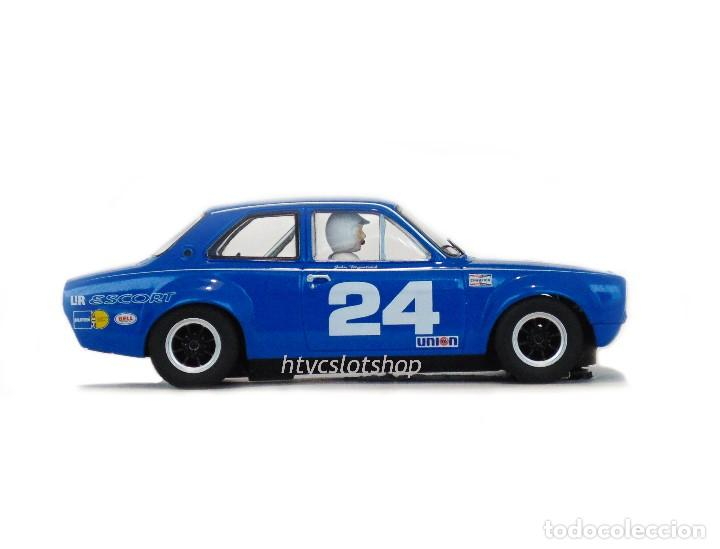 Slot Cars: SUPERSLOT FORD ESCORT MKI #24 DAYTONA 1972 JOHN FITZPATRICK SCALEXTRIC H4085 - Foto 6 - 175453464