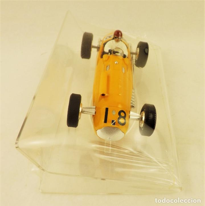 Slot Cars: Slot Cartrix Talbot Lago nº 18 Johnny Claes + Peana expositora - Foto 3 - 198221518