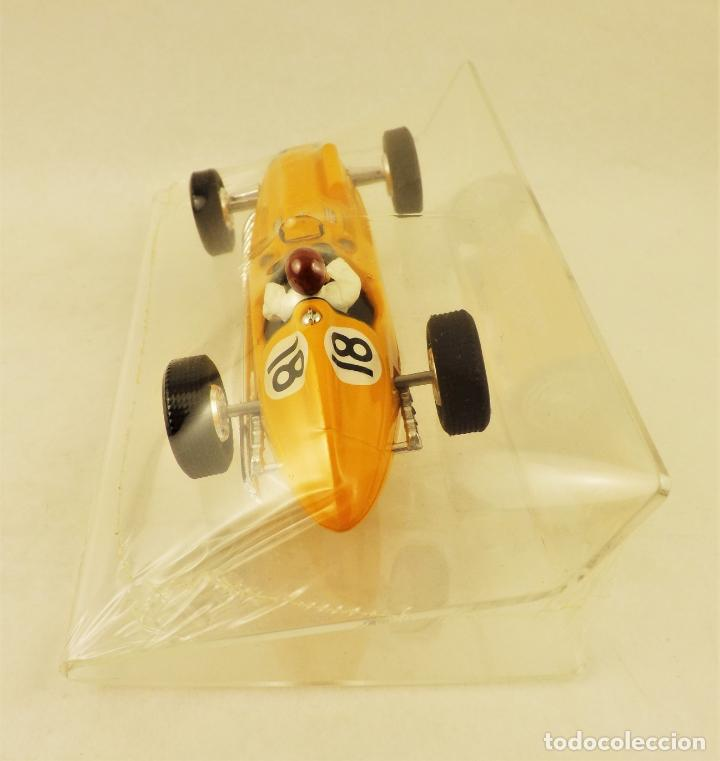 Slot Cars: Slot Cartrix Talbot Lago nº 18 Johnny Claes + Peana expositora - Foto 4 - 198221518