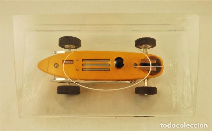 Slot Cars: Slot Cartrix Talbot Lago nº 18 Johnny Claes + Peana expositora - Foto 5 - 198221518