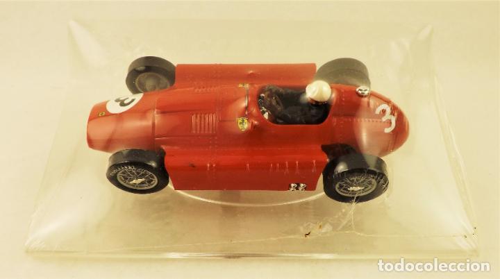 Slot Cars: Slot Cartrix Lancia Ferrari D50 Ed Especial Highway to Elx III + Peana expositora - Foto 2 - 198229842