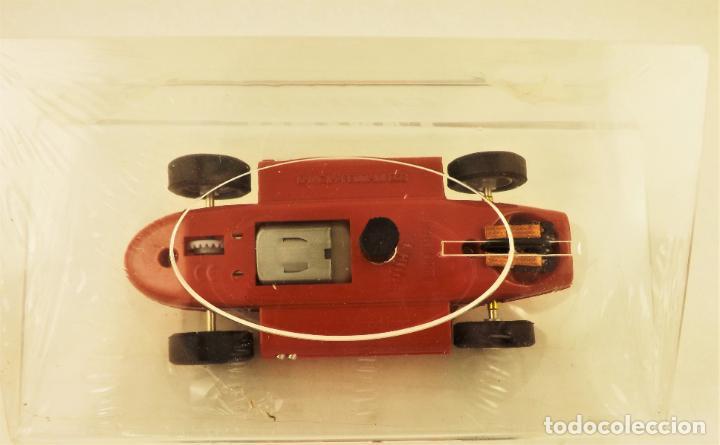 Slot Cars: Slot Cartrix Lancia Ferrari D50 Ed Especial Highway to Elx III + Peana expositora - Foto 5 - 198229842