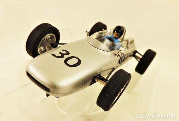 Slot Cars: Cartrix Grand Prix Legends. Porsche 804 1952 Dan Gurney - Foto 2 - 198317625