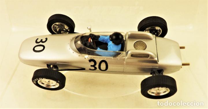Slot Cars: Cartrix Grand Prix Legends. Porsche 804 1952 Dan Gurney - Foto 3 - 198317625