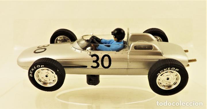 Slot Cars: Cartrix Grand Prix Legends. Porsche 804 1952 Dan Gurney - Foto 4 - 198317625