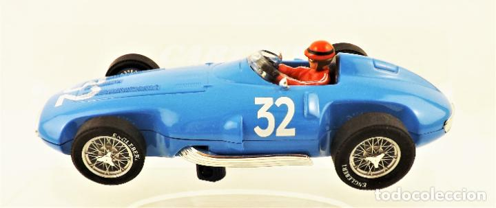 Slot Cars: Cartrix Grand Prix Legends. Gordini T32 Da Silva Ramos - Foto 3 - 198317886