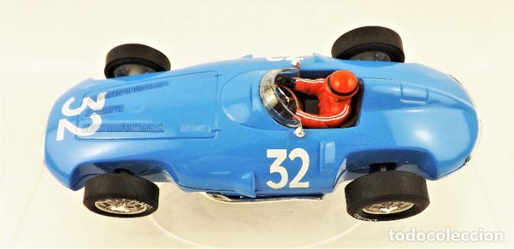 Slot Cars: Cartrix Grand Prix Legends. Gordini T32 Da Silva Ramos - Foto 4 - 198317886