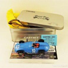 Slot Cars: CARTRIX GRAND PRIX LEGENDS. GORDINI T32 DA SILVA RAMOS. Lote 198317886