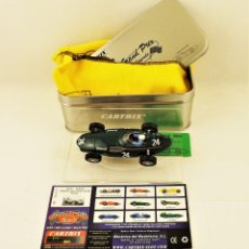 Slot Cars: CARTRIX GRAND PRIX LEGENDS. VANWALL HAWTHORN/SCHELL 1956. Lote 198340638