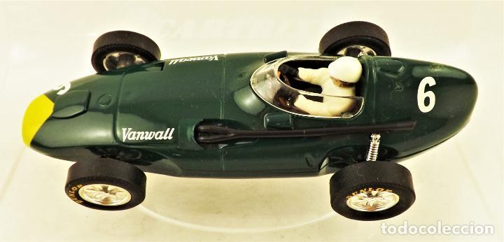 Slot Cars: Cartrix Grand Prix Legends. Vanwall Lewis/ Evans 1958 - Foto 3 - 198340898