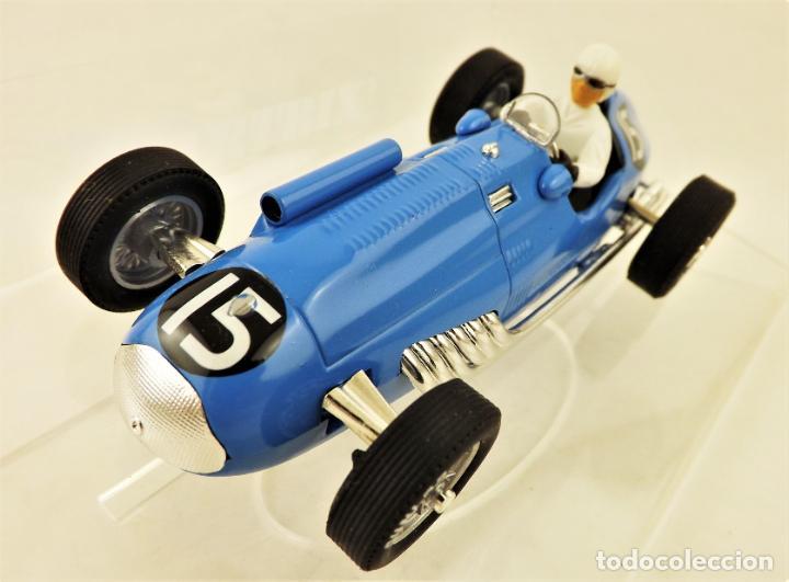 Slot Cars: Cartrix Grand Prix Legends. Talbot Lago - Louis Rosier 1950 - Foto 2 - 198341225