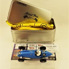 Slot Cars: CARTRIX GRAND PRIX LEGENDS. TALBOT LAGO - LOUIS ROSIER 1950. Lote 198341225