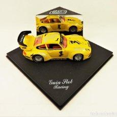 Slot Cars: PROSLOT PORSCHE GT 2 GUÍA SLOT RACING EDICIÓN LIMITADA. Lote 198739233