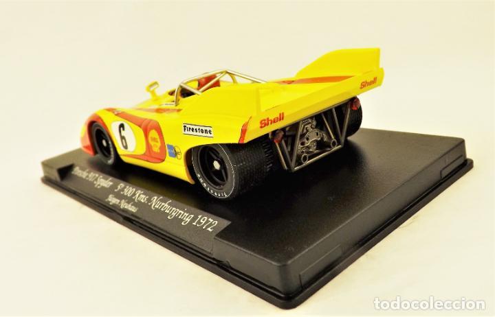 Slot Cars: Slot GB Track Porsche 917 Spyder Nurburgring 72 - Foto 3 - 199065727