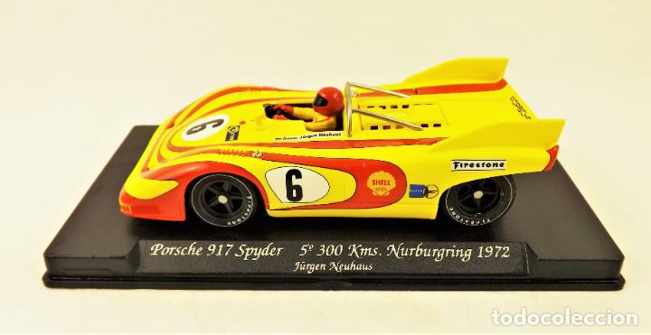 Slot Cars: Slot GB Track Porsche 917 Spyder Nurburgring 72 - Foto 4 - 199065727
