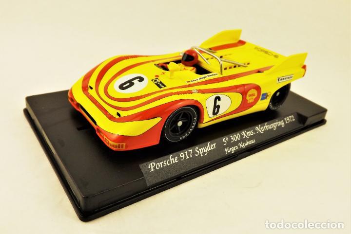 SLOT GB TRACK PORSCHE 917 SPYDER NURBURGRING 72 (Juguetes - Slot Cars - Magic Cars y Otros)