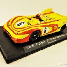 Slot Cars: SLOT GB TRACK PORSCHE 917 SPYDER NURBURGRING 72. Lote 199065727
