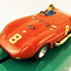 Slot Cars: BUM SLOT MASERATI BAZOOKA EDICIÓN 10º ANIVERSARIO (ED. LIMITADA A 100 UNIDADES). Lote 199195206