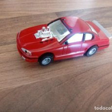 Slot Cars: COCHE TCR TIPO FORD MUSTANG DEPORTIVO. Lote 199292030