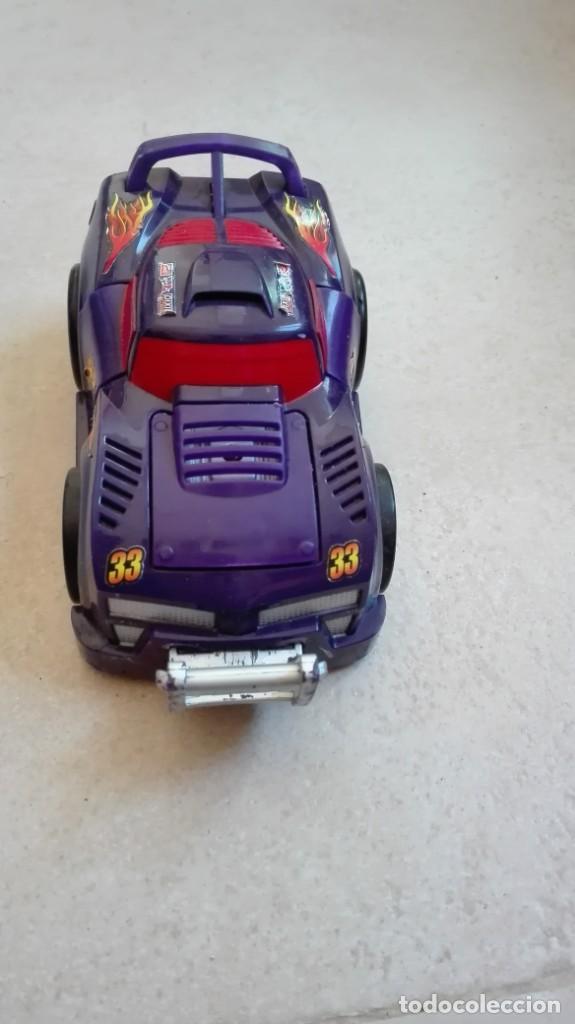 COCHE CARS DE MATTEL (Juguetes - Slot Cars - Magic Cars y Otros)