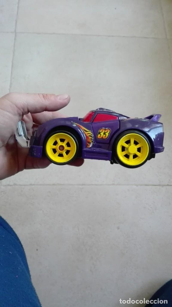 Slot Cars: Coche cars de mattel - Foto 2 - 199335685