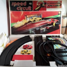 Slot Cars: SPEED CIRCUITO DE PACTRA. Lote 199618956