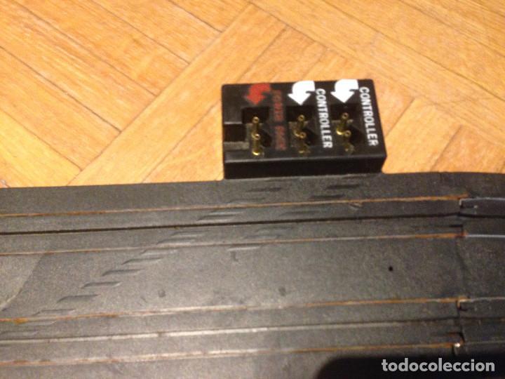 Slot Cars: Mandos y pistas, hot weels,tipo scalesxtric,para piezas. - Foto 5 - 200831890