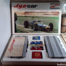 Slot Cars: SCALEXTRIC JYESA JYECAR ALICANTE. Lote 213620777