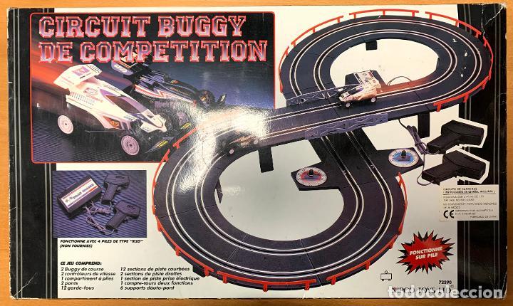 CIRCUIT BUGGY DE COMPETITION (NIPCO TOYS LTD) (Juguetes - Slot Cars - Magic Cars y Otros)