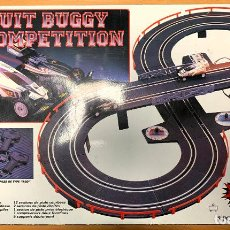 Slot Cars: CIRCUIT BUGGY DE COMPETITION (NIPCO TOYS LTD). Lote 201308831