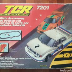 Slot Cars: TCR 7201. Lote 201372131