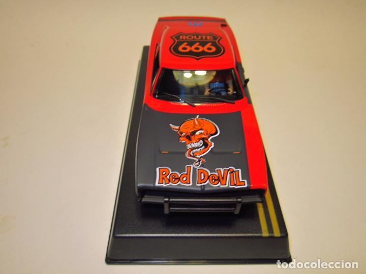 Slot Cars: DODGE CHARGER RED DEVIL PIONEER NUEVO - Foto 5 - 202725848