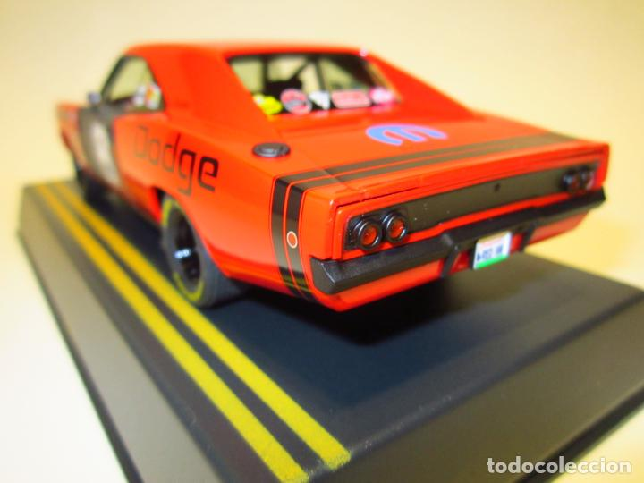 Slot Cars: DODGE CHARGER RED DEVIL PIONEER NUEVO - Foto 8 - 202725848