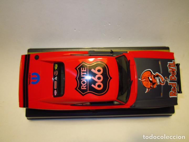 Slot Cars: DODGE CHARGER RED DEVIL PIONEER NUEVO - Foto 11 - 202725848