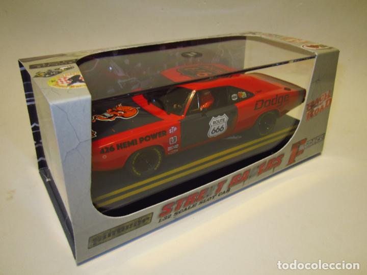 Slot Cars: DODGE CHARGER RED DEVIL PIONEER NUEVO - Foto 12 - 202725848
