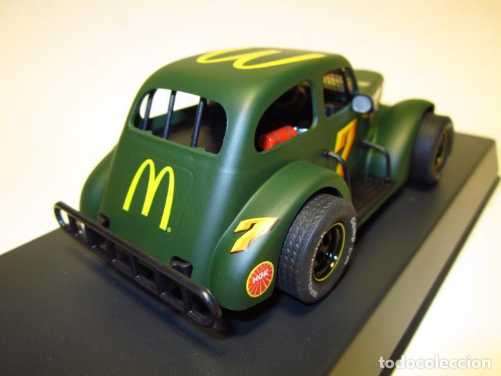 Slot Cars: CHEVY SEDAN LEGENDS RACERS PIONEER NUEVO - Foto 3 - 202727127