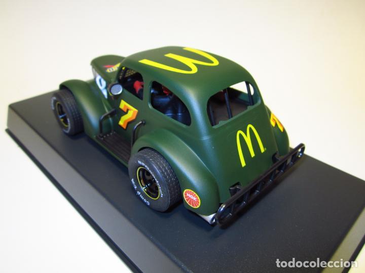Slot Cars: CHEVY SEDAN LEGENDS RACERS PIONEER NUEVO - Foto 4 - 202727127