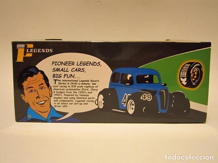 Slot Cars: CHEVY SEDAN LEGENDS RACERS PIONEER NUEVO - Foto 12 - 202727127