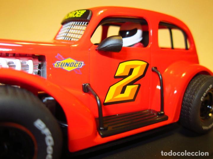 Slot Cars: CHEVY SEDAN LEGENDS RACERS PIONEER NUEVO - Foto 10 - 202727411