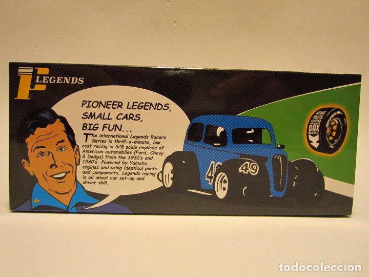 Slot Cars: CHEVY SEDAN LEGENDS RACERS PIONEER NUEVO - Foto 12 - 202727411