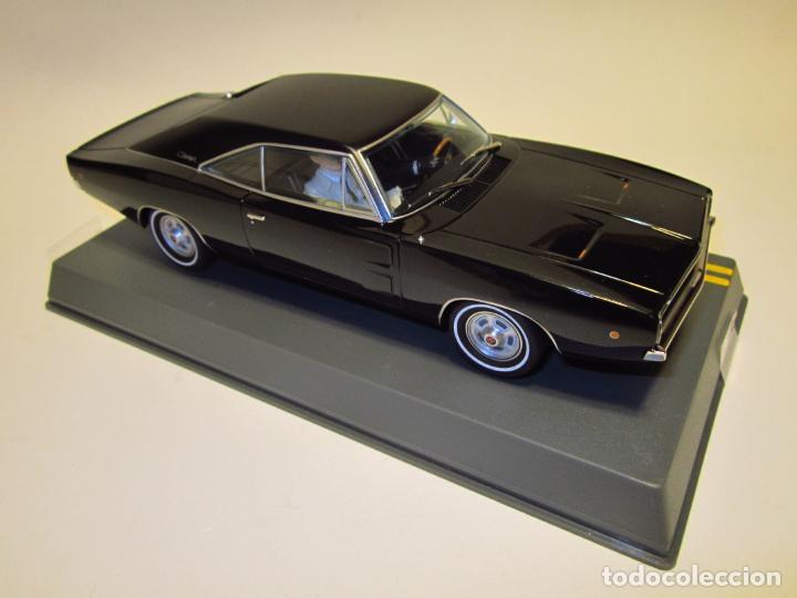 Slot Cars: DODGE CHARGER BULLIT ASSASIN PIONEER NUEVO - Foto 3 - 202915940