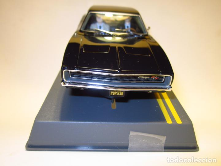 Slot Cars: DODGE CHARGER BULLIT ASSASIN PIONEER NUEVO - Foto 6 - 202915940