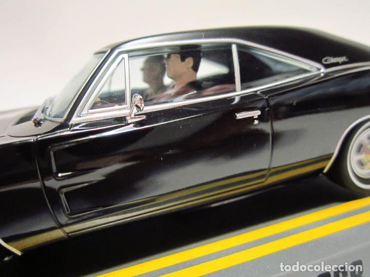 Slot Cars: DODGE CHARGER BULLIT ASSASIN PIONEER NUEVO - Foto 10 - 202915940