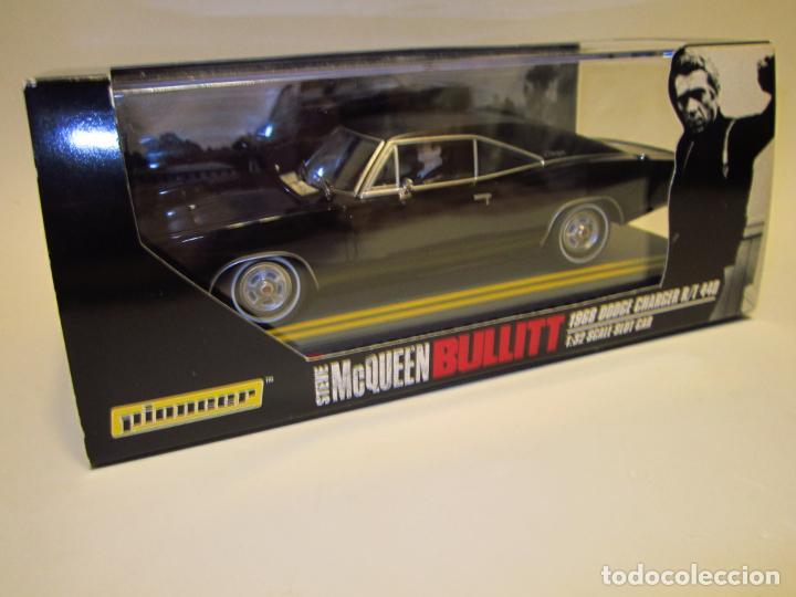 DODGE CHARGER BULLIT ASSASIN PIONEER NUEVO (Juguetes - Slot Cars - Magic Cars y Otros)