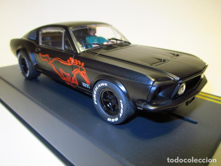 Slot Cars: FORD MUSTANG ROUTE 66 PIONEER NUEVO - Foto 2 - 202916587